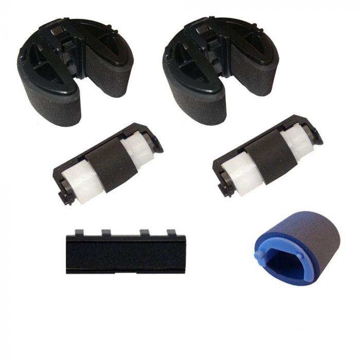KITCP2025FEEDTWIN Einzugsrollen Set für HP LaserJet CP2025 CM2320 M451/475 Canon MF8330/8350/8380 LBP5280